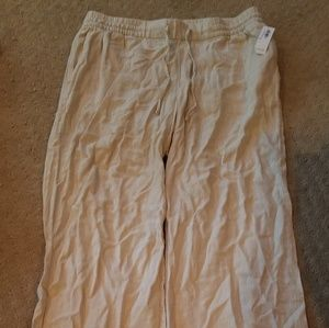Nwt old Navy linen pants